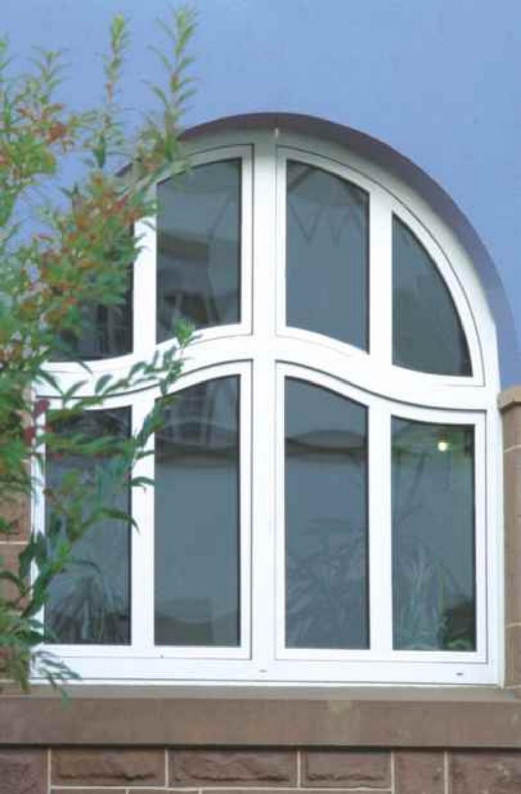 Окна неправильной формы