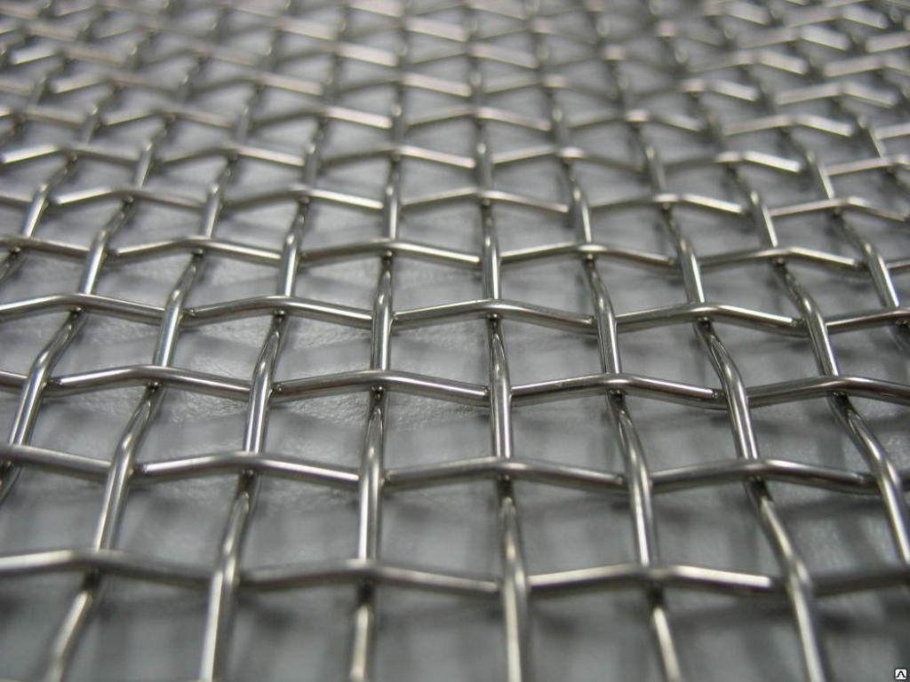 Плетеные металлические сетки