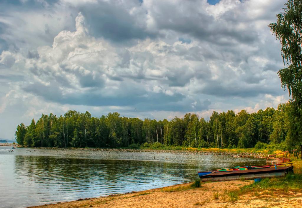 Природные особенности озера Увильды