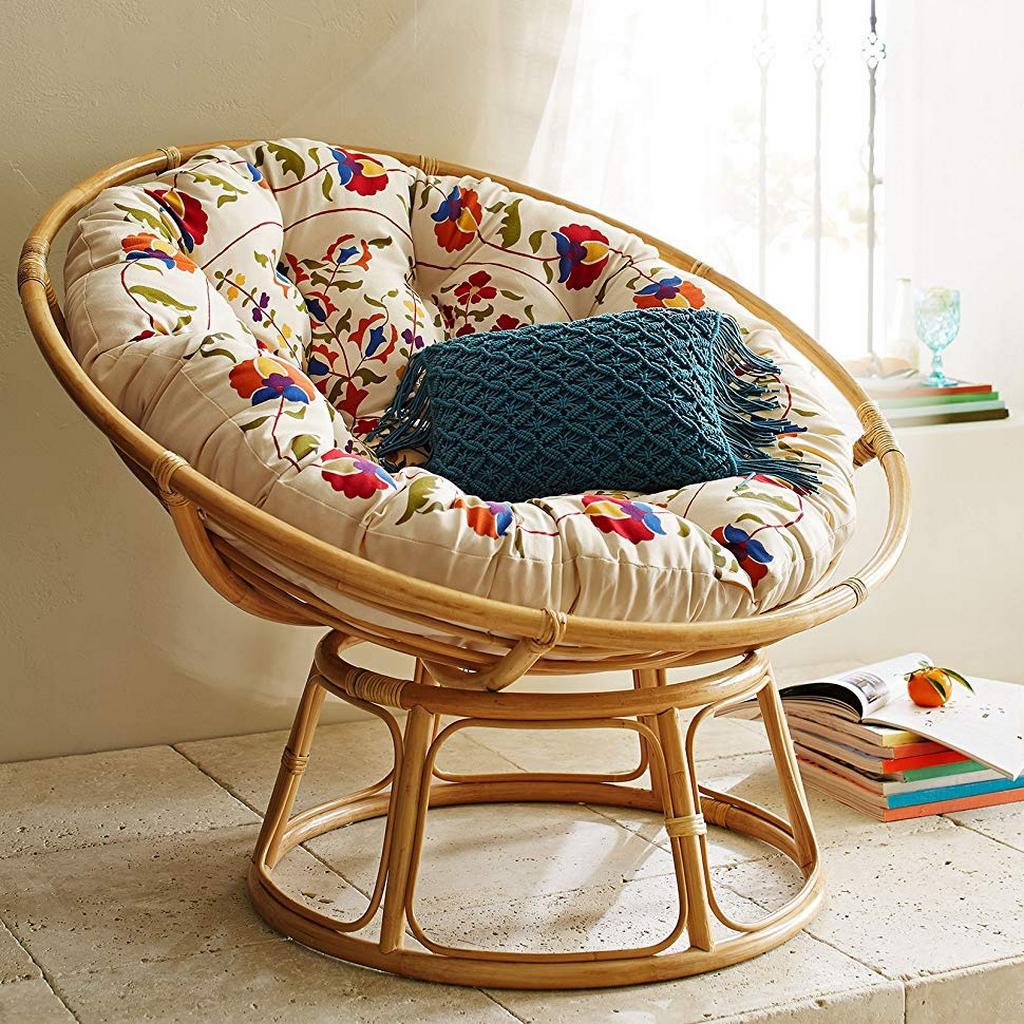 Секрет популярности ротангового кресла-качалки