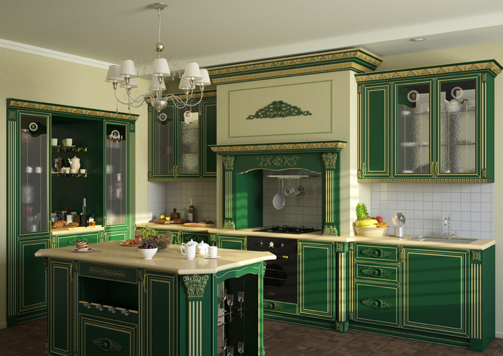 Виды и особенности планировки на кухне