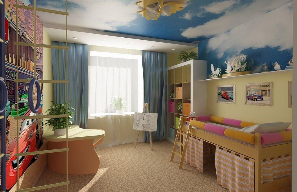 Выбор детской мебели по феншуй что, как и зачем