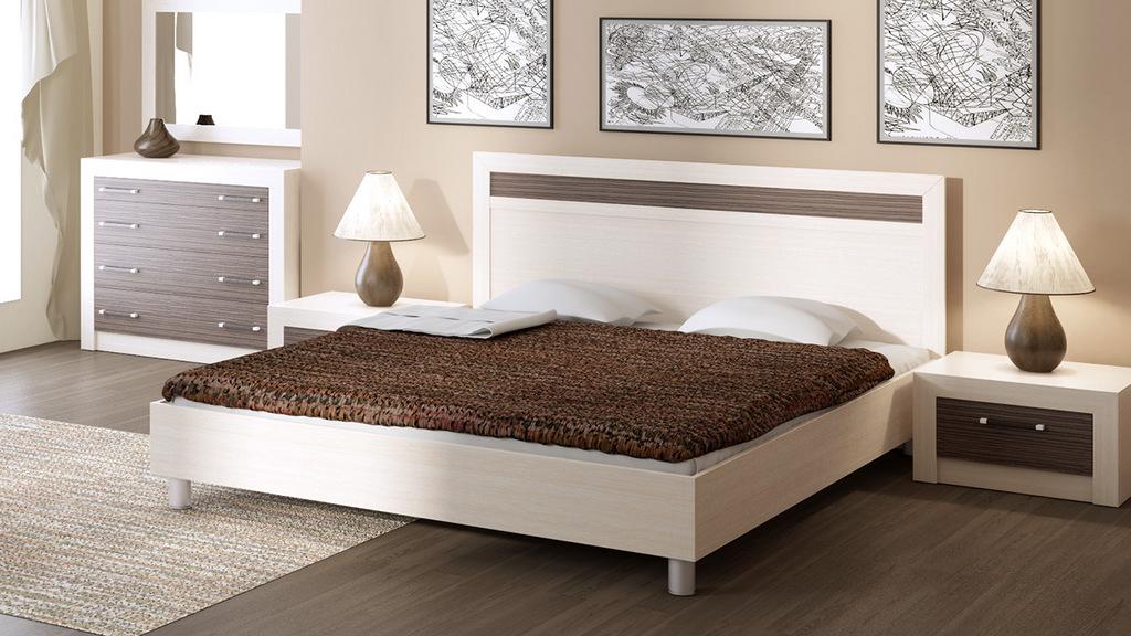 Форма кровати - важный фактор