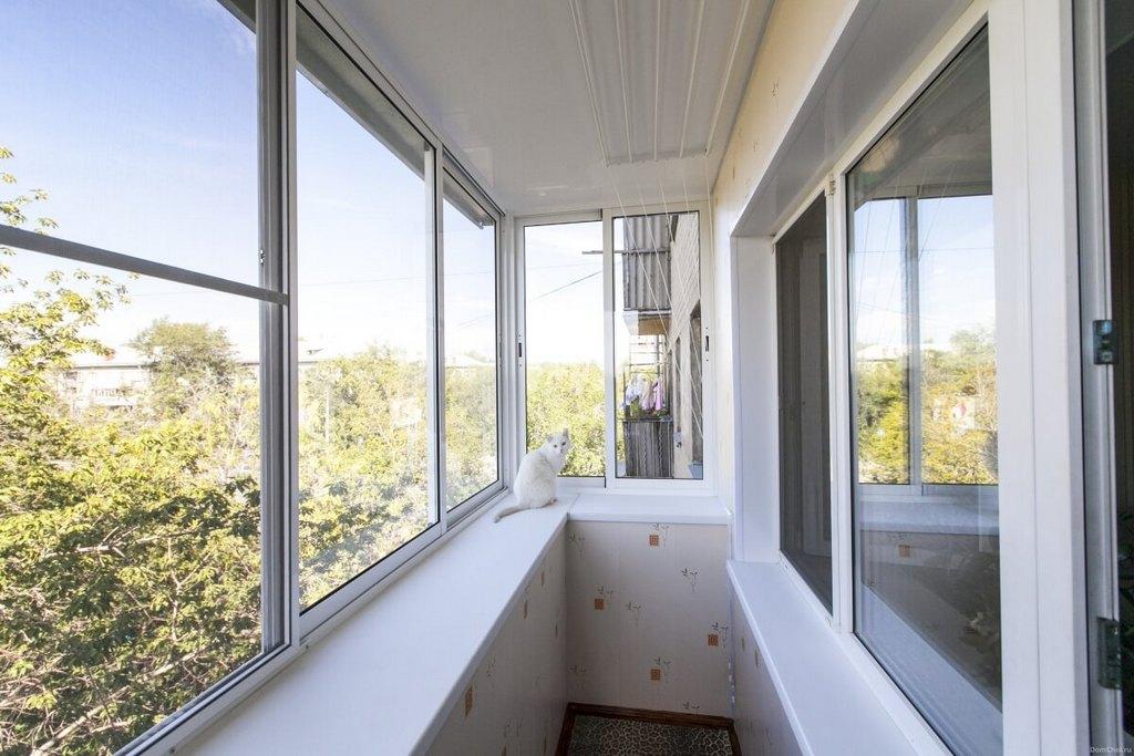 Как установить пластиковые окна на балкон