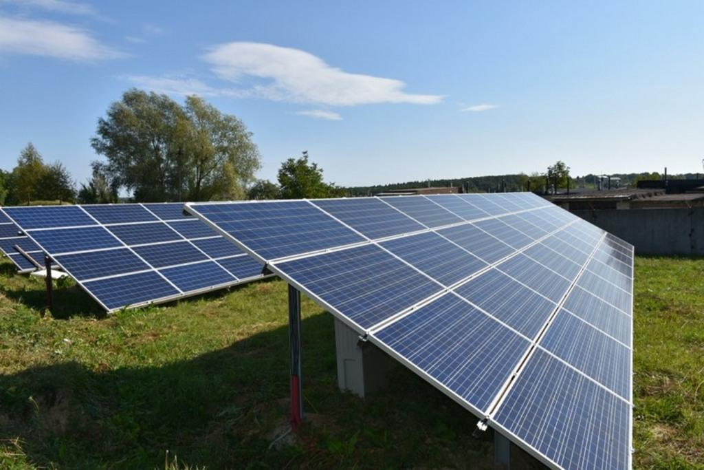 Монтаж солнечных станций от Авенстон: технологично, надежно, безупречно