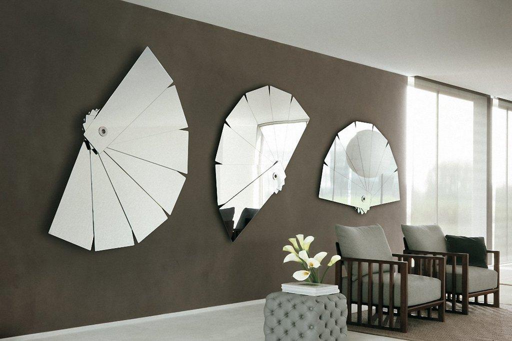 Настенные зеркала - стильный декор
