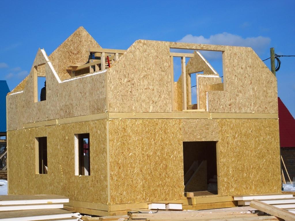 Особенности технологии строительства быстровозводимых домов