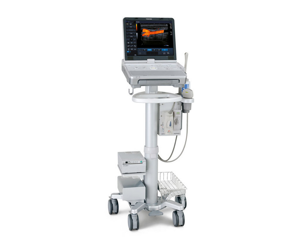 Переносные УЗИ сканеры Viamo