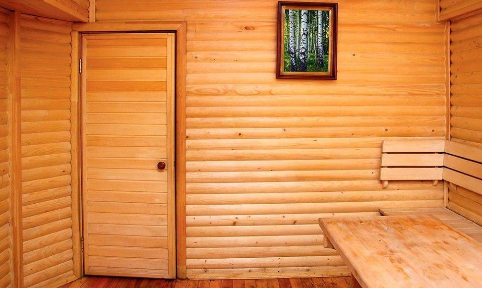 Плюсы деревянных дверей для сауны и бани