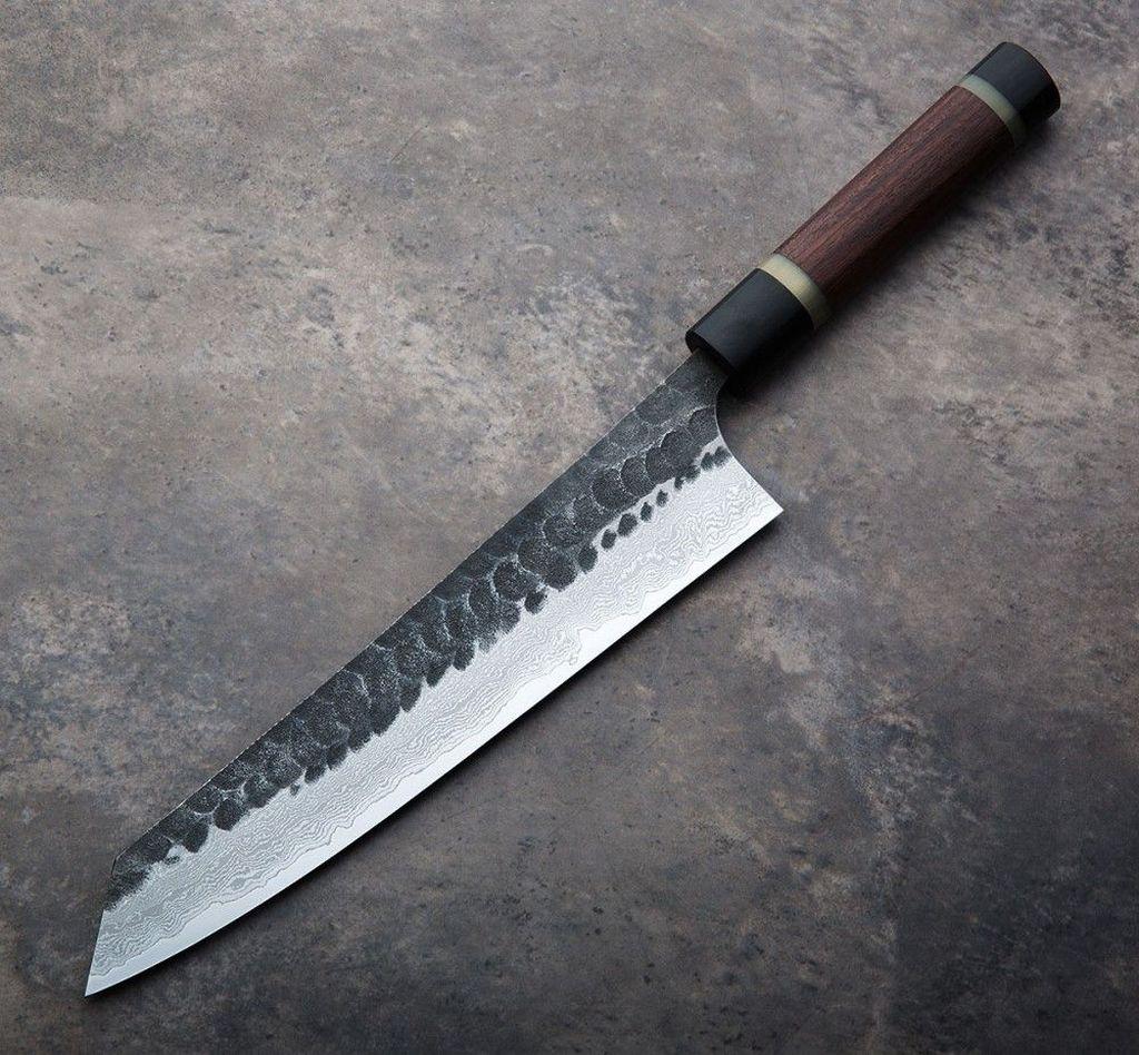 Преимущества ножей сделанных вручную