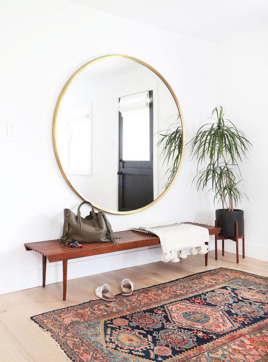 Советы по выбору настенных зеркал