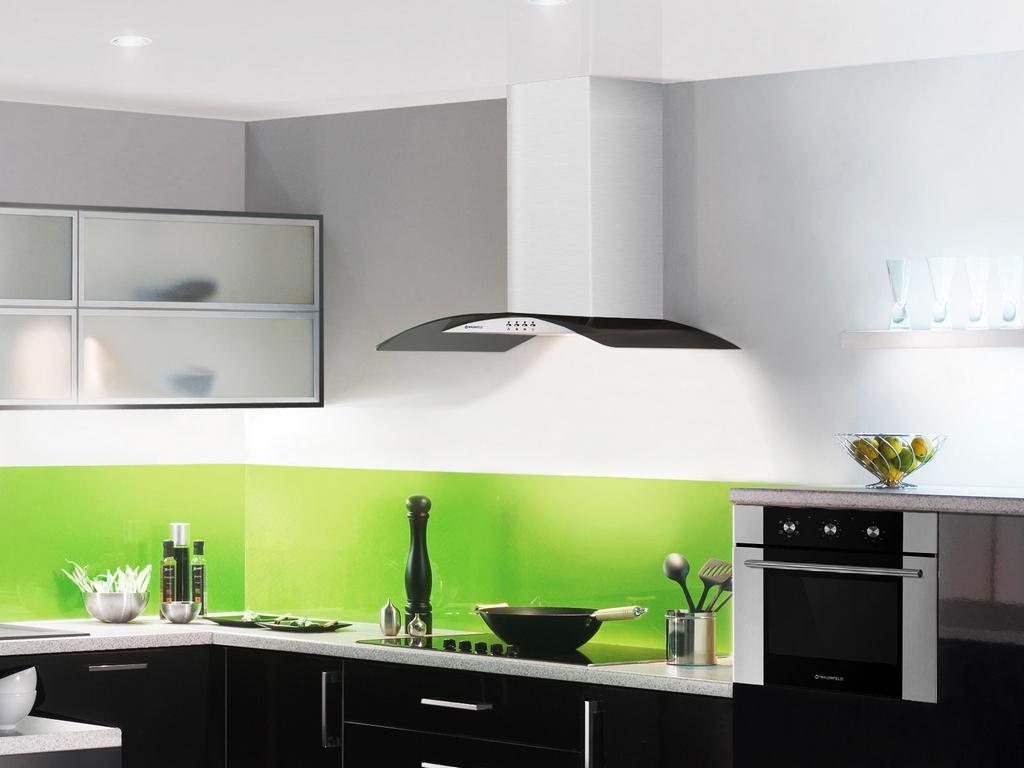 Выбор модели вытяжки для кухни