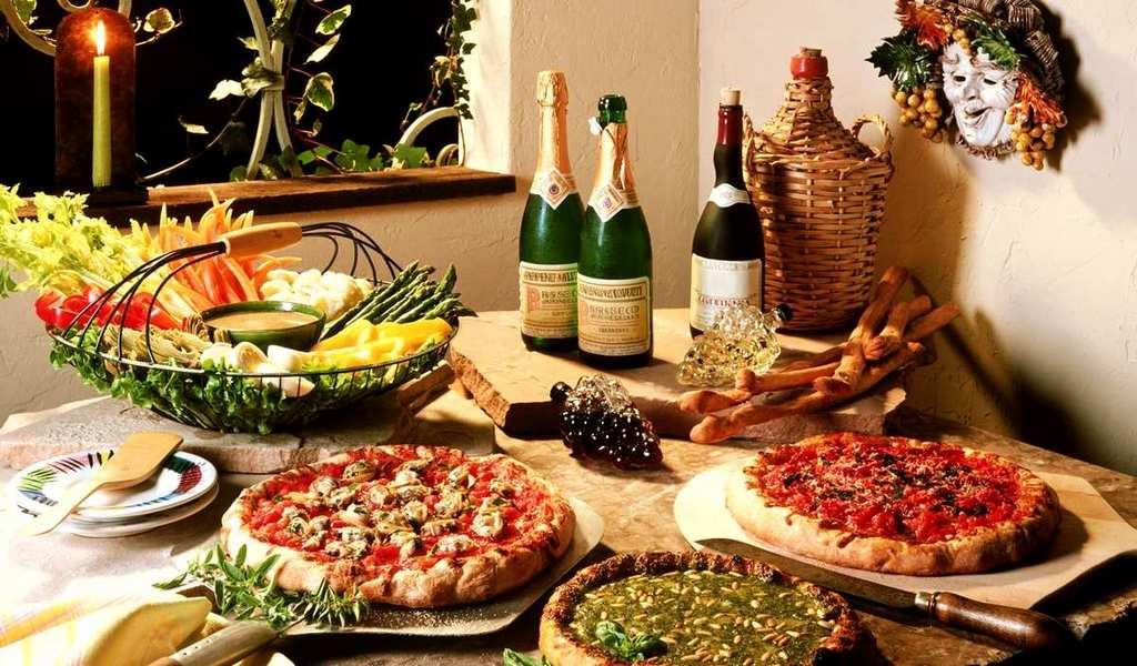Итальянская кухня для гурманов
