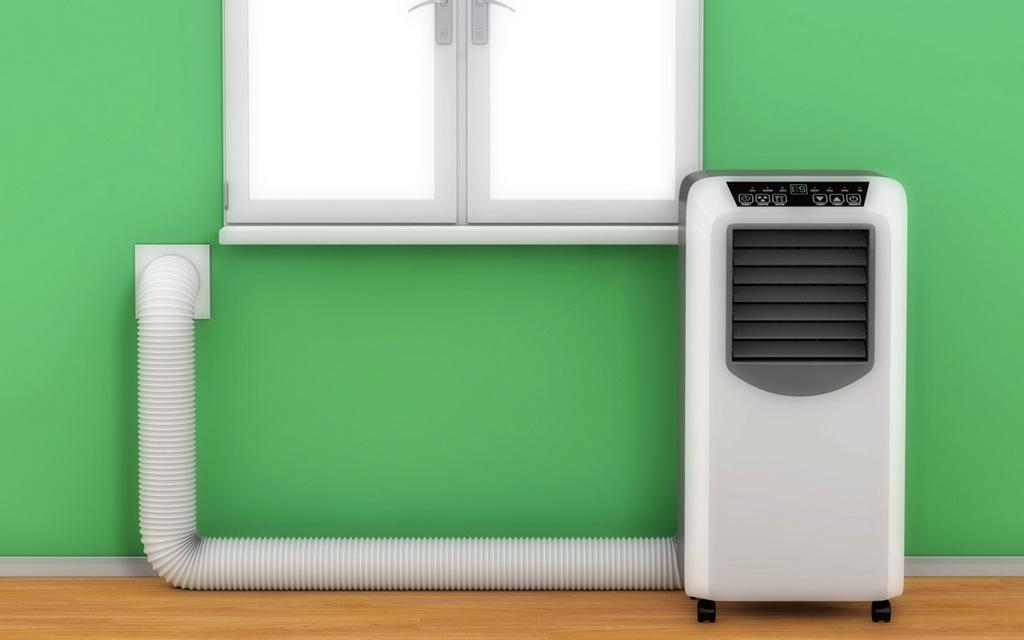 Как вентилировать портативный комнатный кондиционер