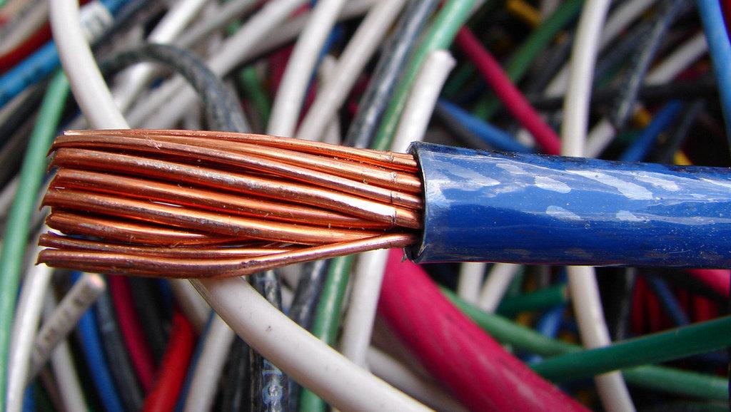 Какой именно кабель можно сдать на переработку
