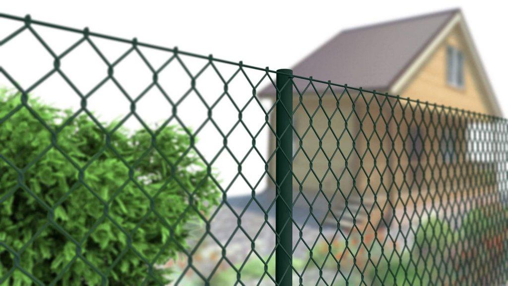 Области применения сетки рабицы