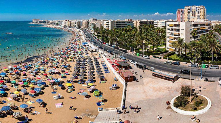 Купить недвижимость в испании возле моря внж оаэ при покупке недвижимости