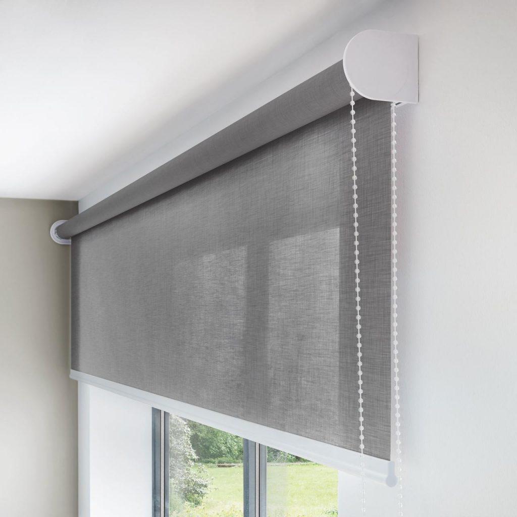 Управление рулонными шторами