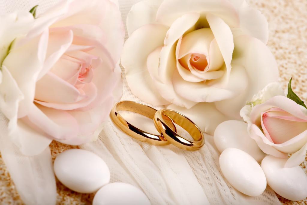 Выбираем кольца на свадьбу
