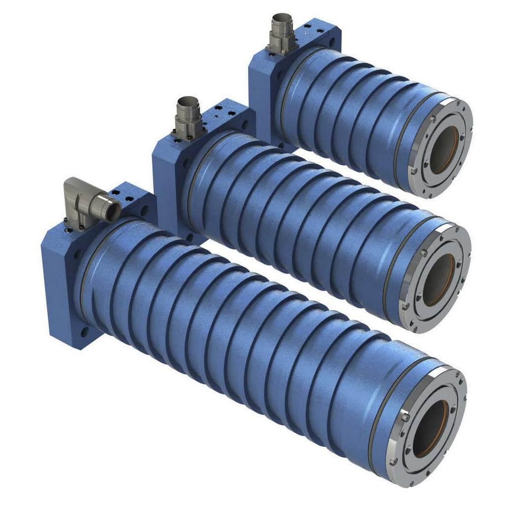 Электродвигатели линейного вида