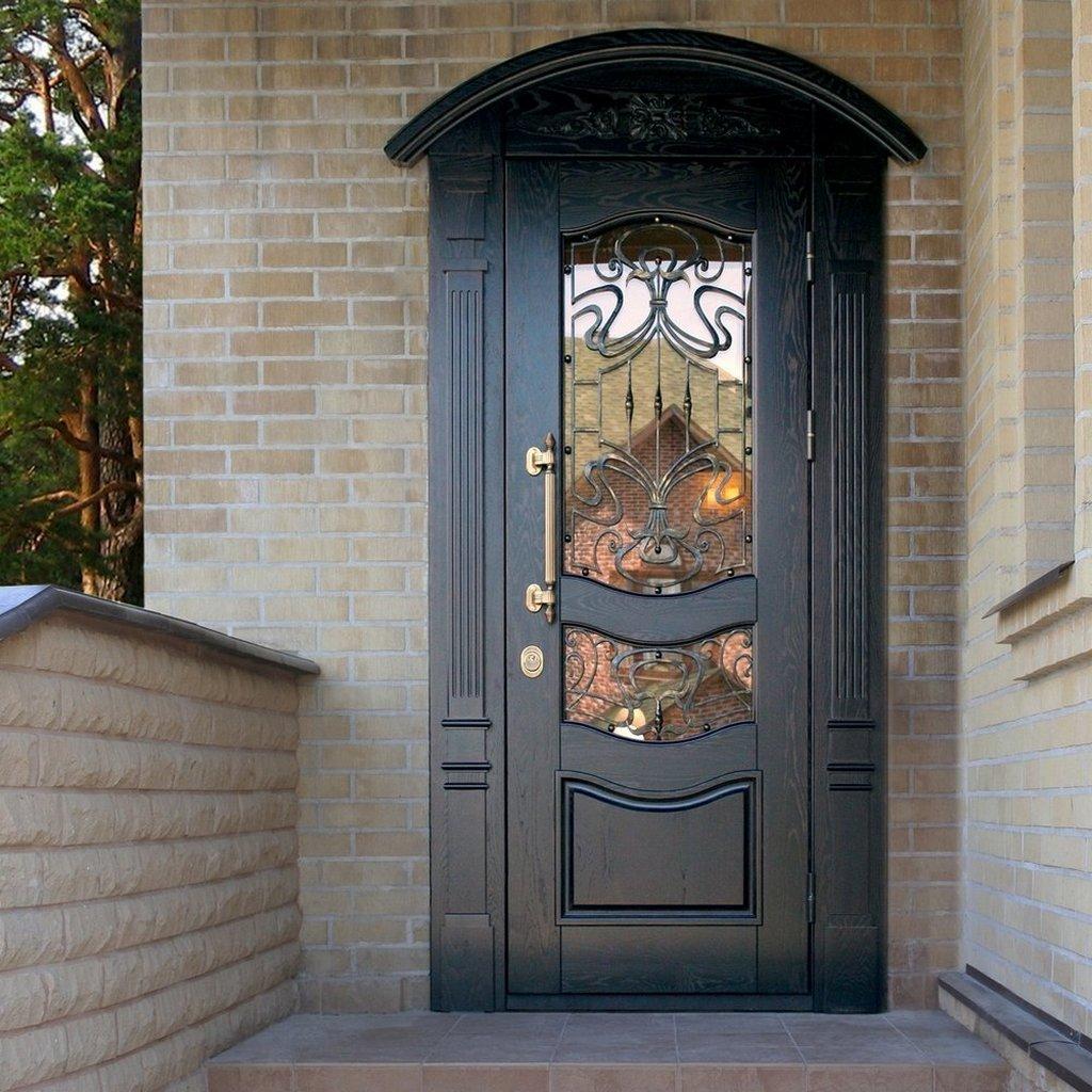 Материал изготовления входной двери