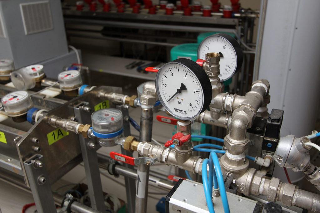 Методы поверки водосчетчиков