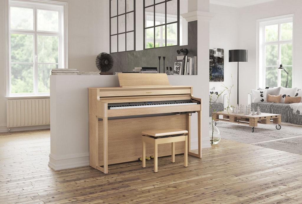Плюсы и минусы цифрового пианино