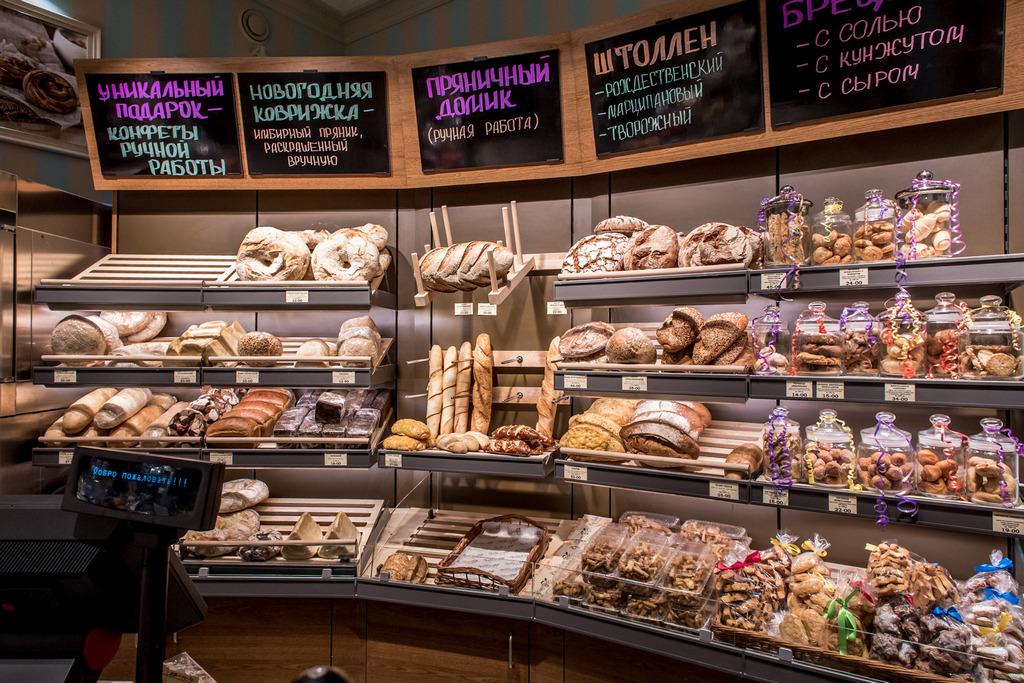 Программа учета для пекарни