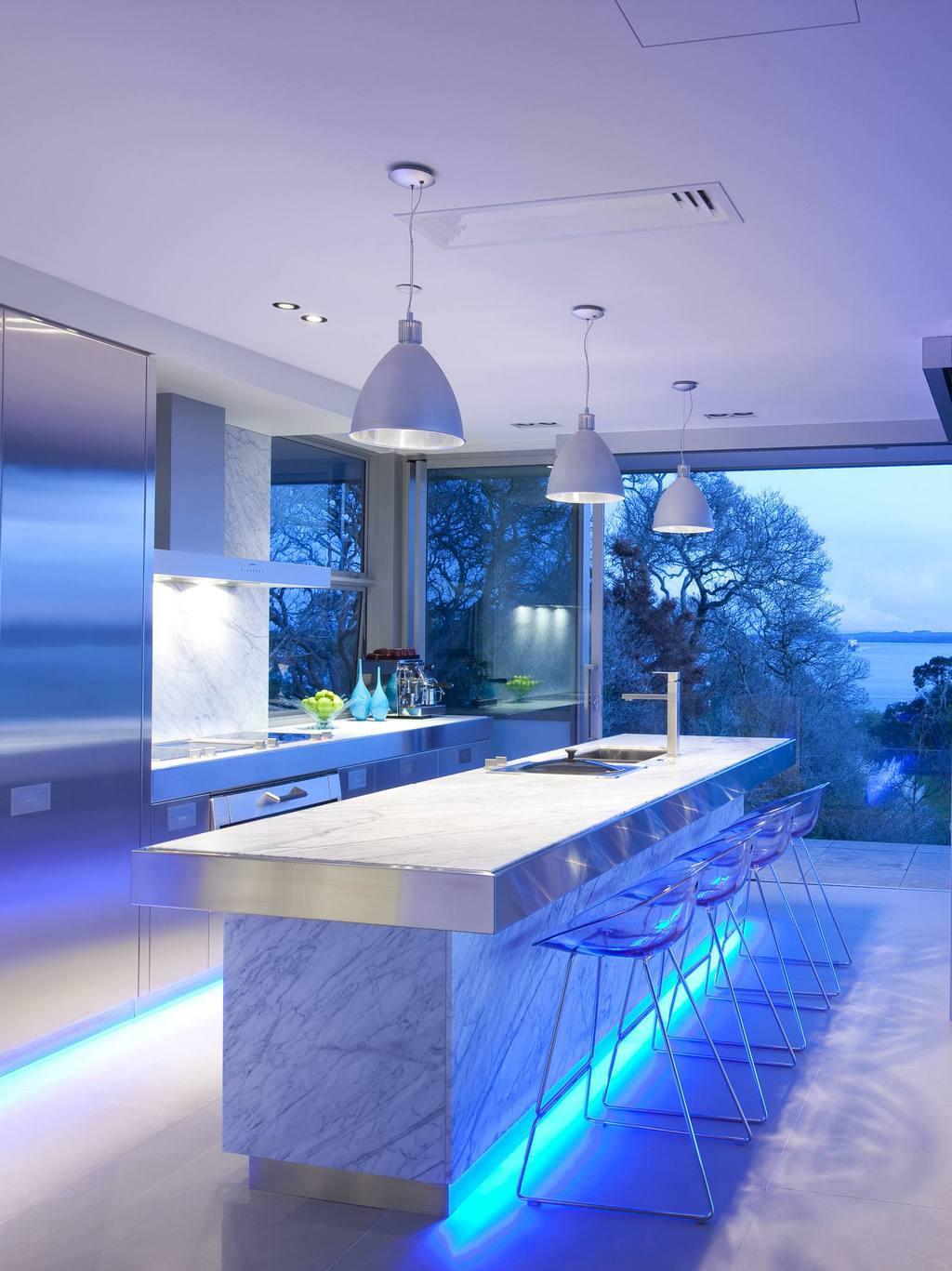 Светодиодное освещение Кухня