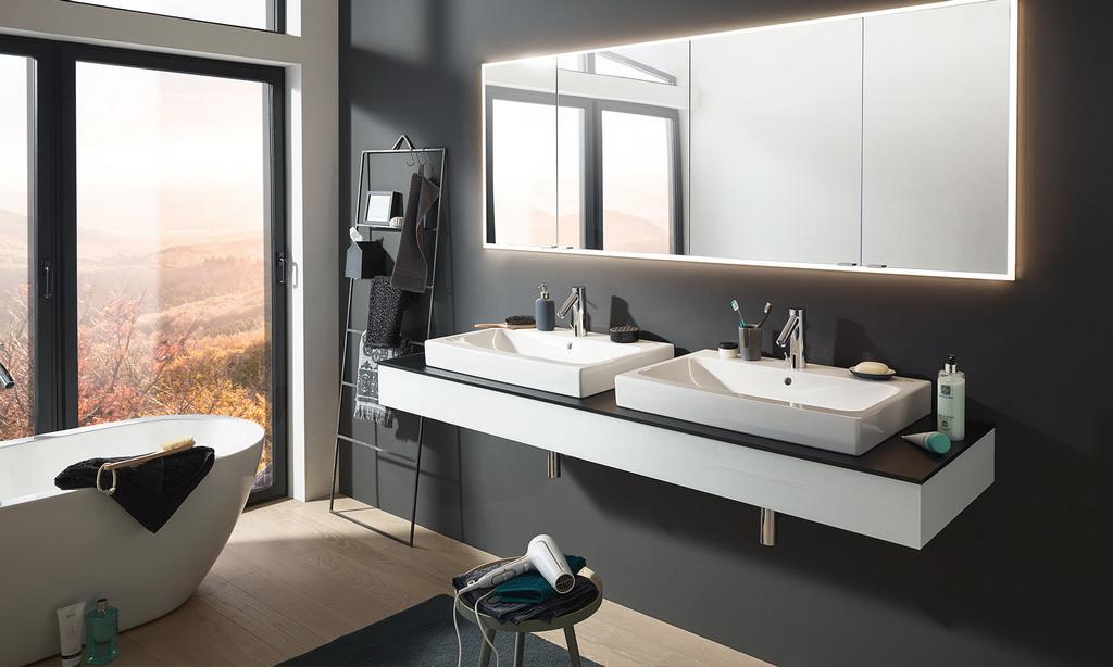 Светодиодное освещение Ванная комната
