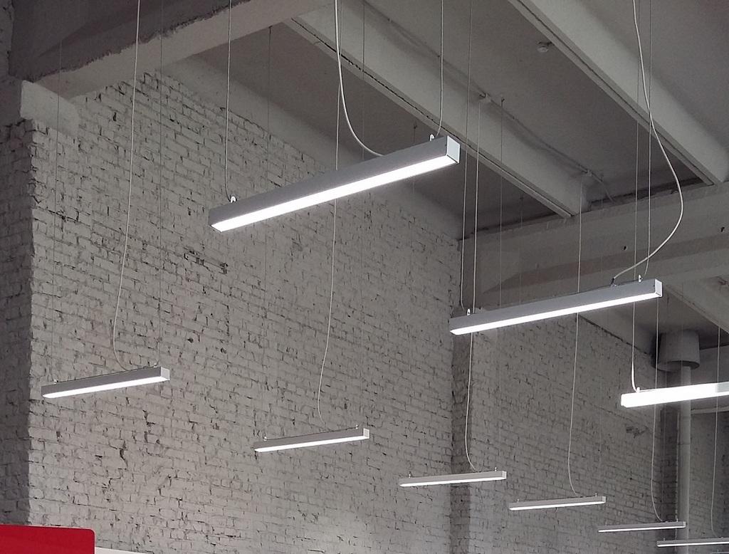 Светодиодные лампы в промышленности