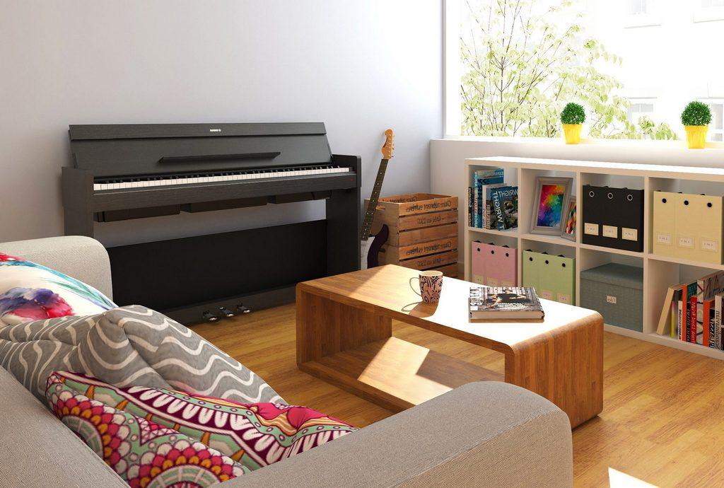 Типы цифровых пианино
