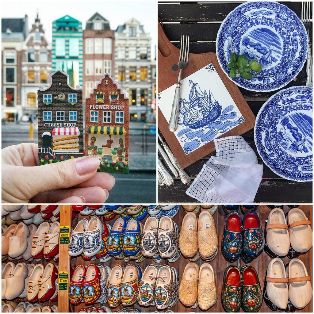 Что привезти на память из Голландии