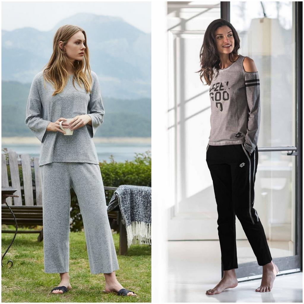 Какой должна быть одежда для дома и отдыха