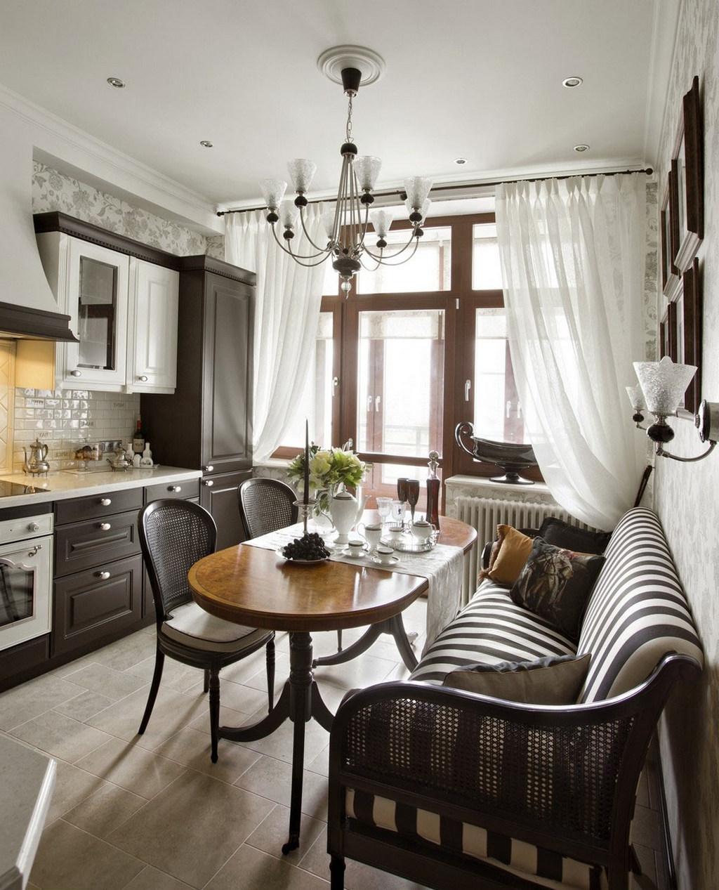 Концепция дизайн-проекта квартиры