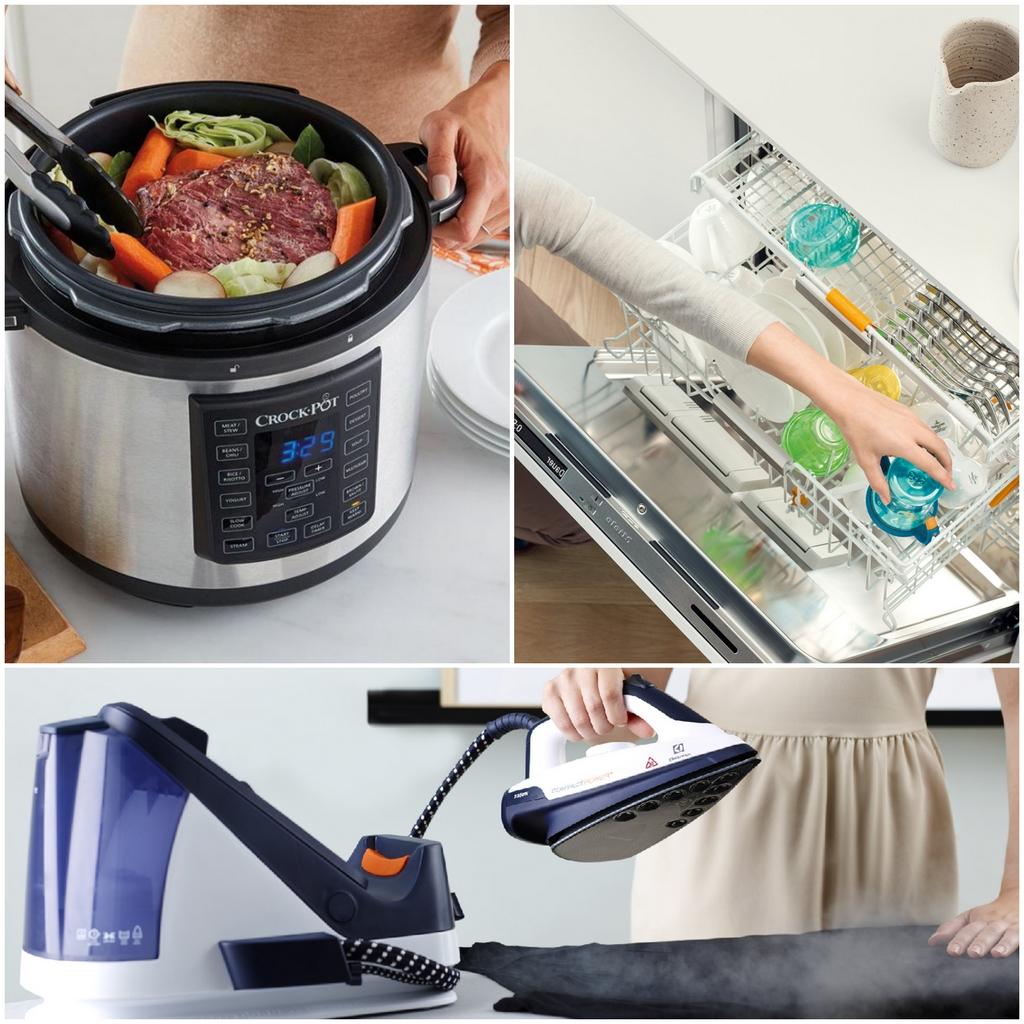 Мультиварка утюг с парогенератором Посудомоечная машина