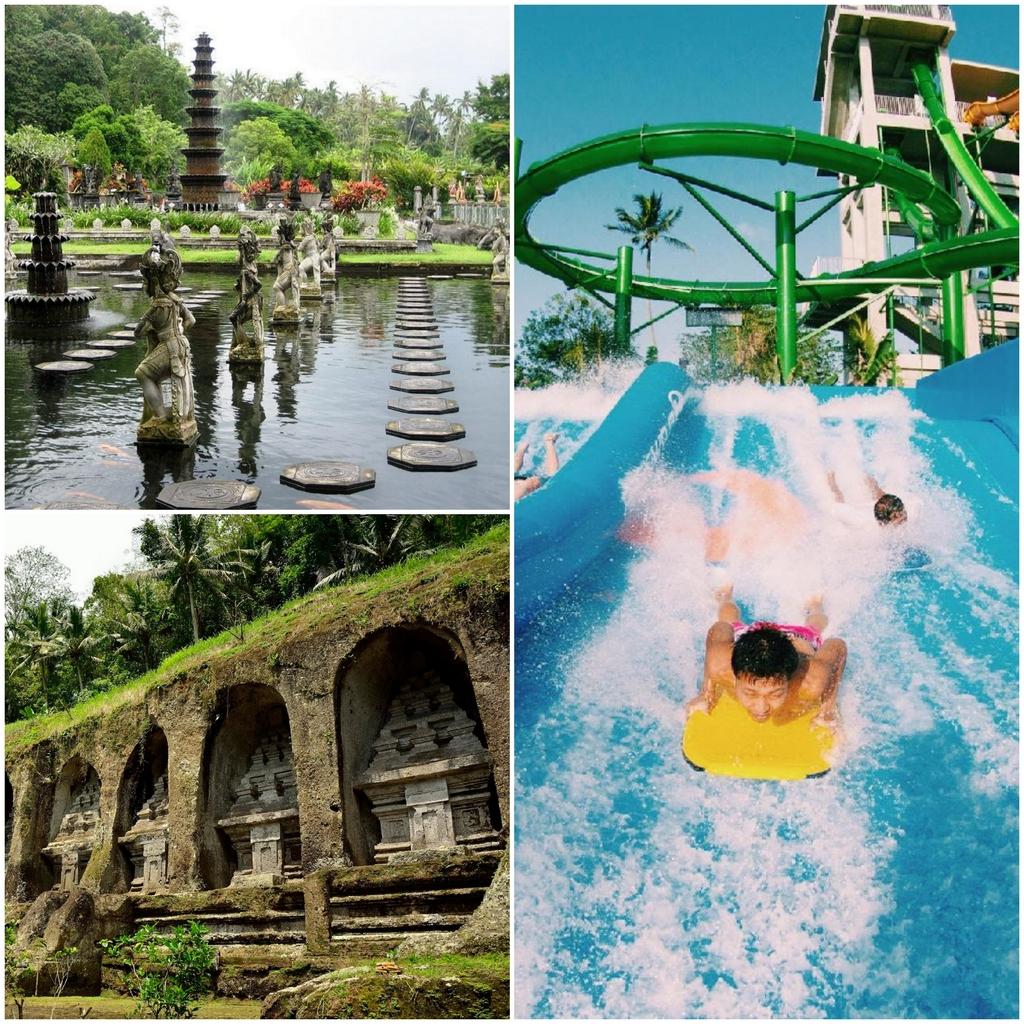 Музеи и уникальные сооружения острова Бали