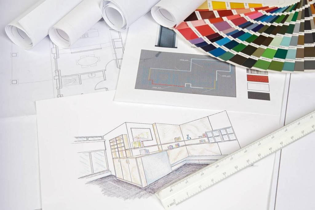 Дизайн-проект квартиры своими руками