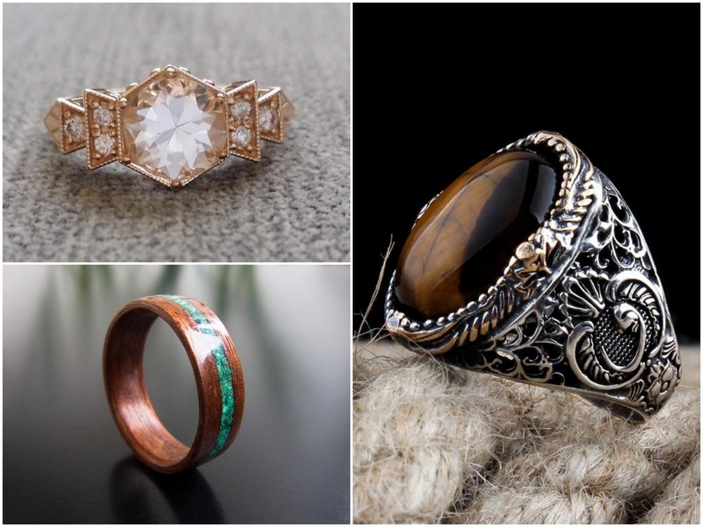 Что делает кольцо эксклюзивным