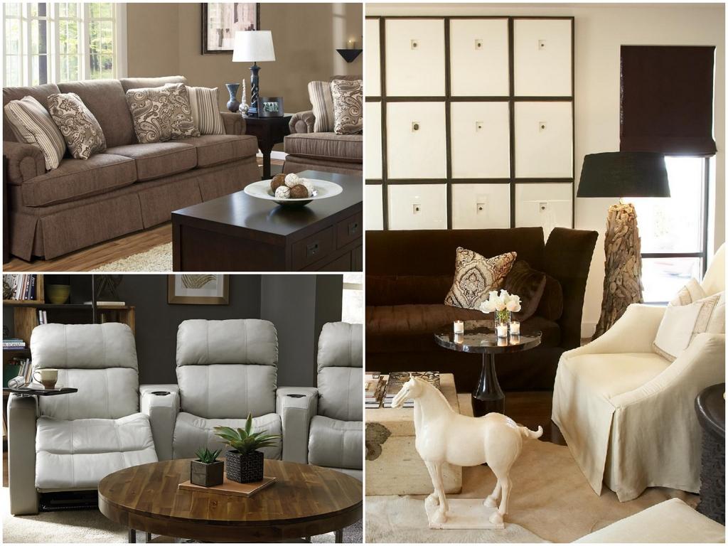 Идеальная мягкая мебель для дома