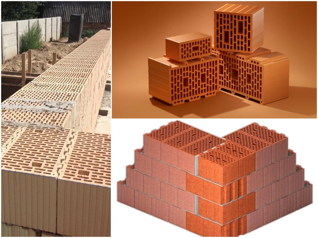 Используем керамические блоки в строительстве домов