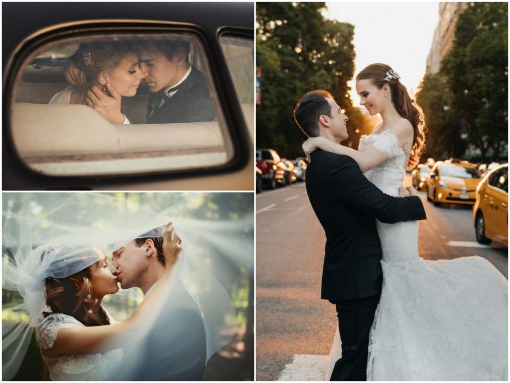 Как сделать лучшее свадебное фото