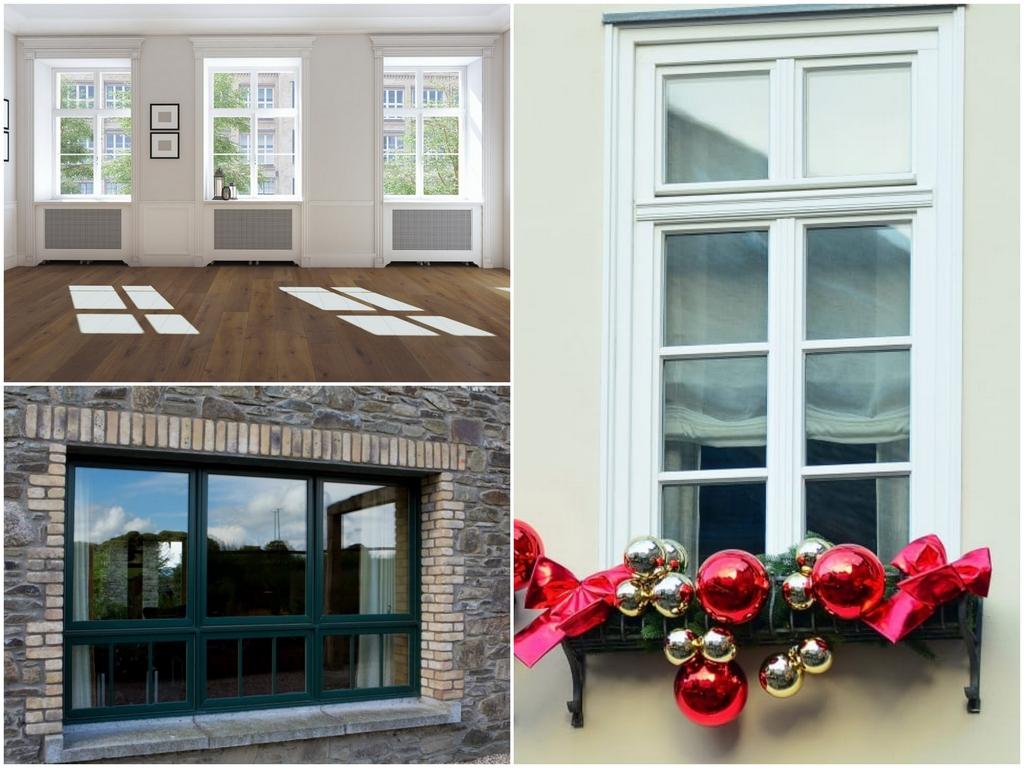 Как выбирать деревянные окна для квартиры