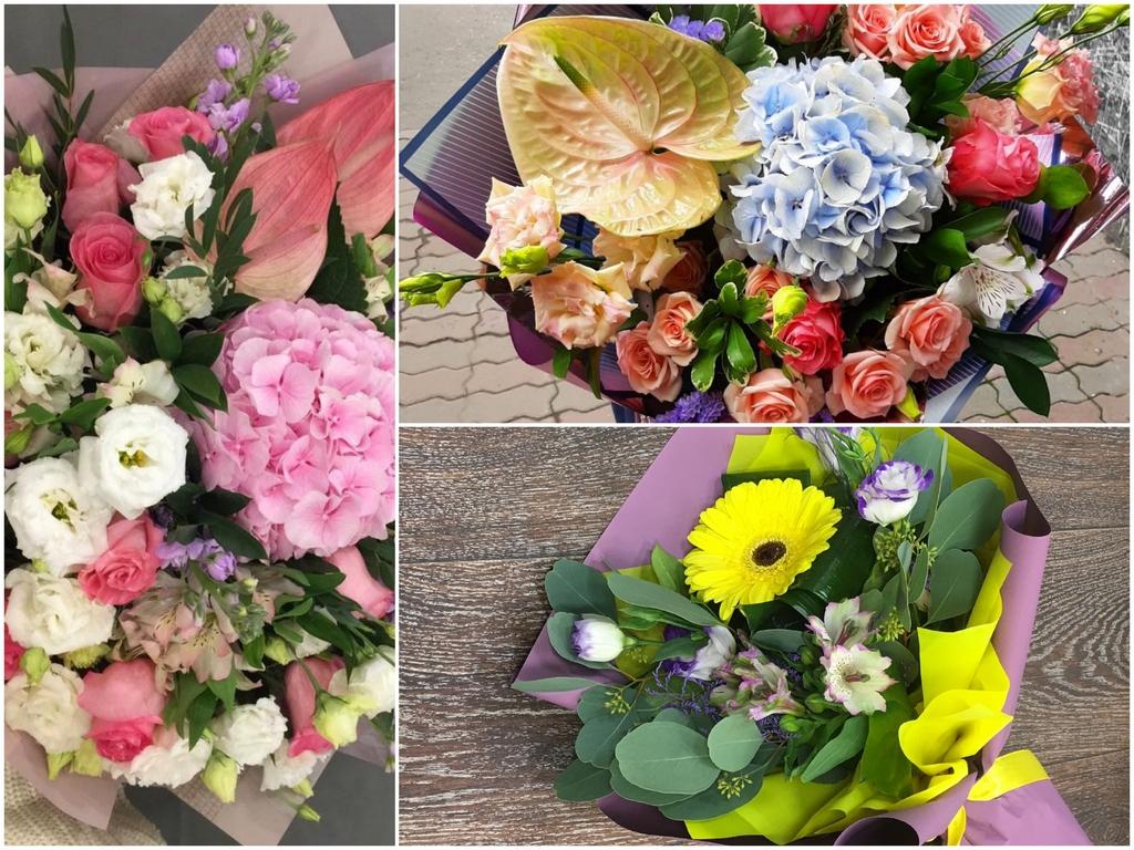 Кем осуществляется доставка цветов по всему миру