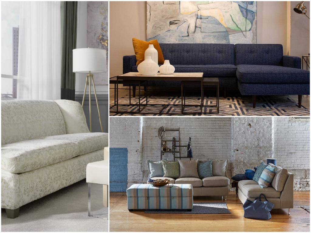 Критерии выбора мягкой мебели