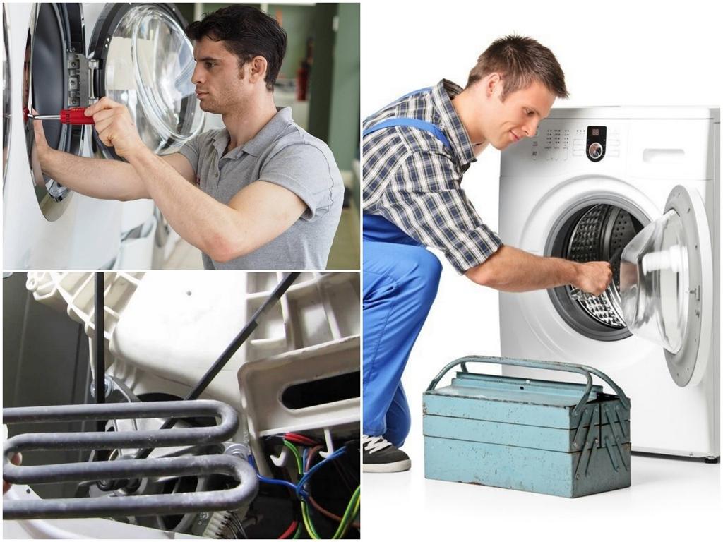 Особенности ремонта стиральной машинки