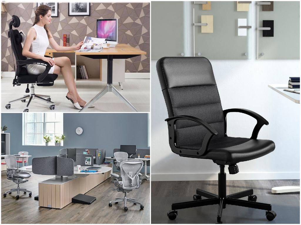 Советы по подбору офисного кресла