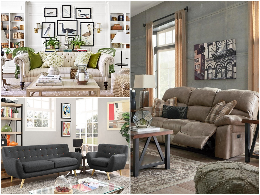 Зачем нужен диван для гостиной