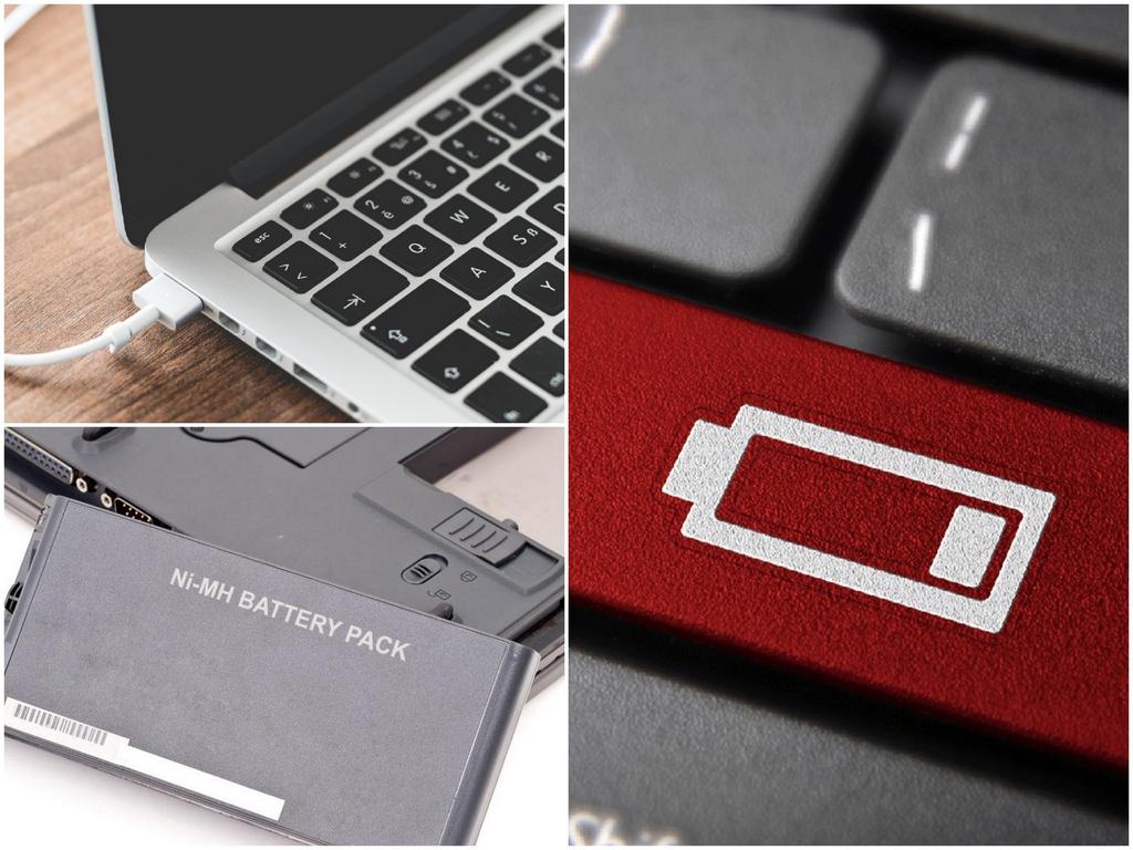 Аккумулятор ноутбука ноутбука не срабатывает