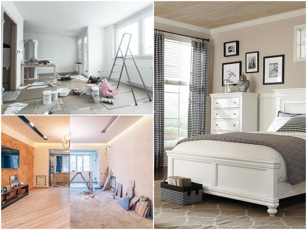 Что говорит о необходимости косметического ремонта спальни
